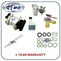 A/C Compressor Kit Fits Chevrolet Express 98-02 GMC Savana 98-02 OEM HT6 57947