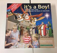 Il suo un ragazzo Natale BOARD GAME DVD didattici Natività Regalo di Natale storia