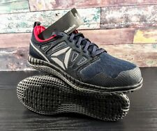 Mens Work Shoes Steel Toe Reebok Zprint Mens Safety With Steel Toed Size 6.5