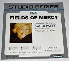 FIELDS OF MERCY - ACCOMPANIMENT TRACKS FROM THE ORIGINAL MASTER CD WITH LYRICS