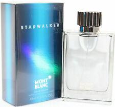 Starwalker by Mont Blanc 2.5 oz EDT Men Cologne New - New in box