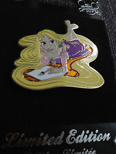 Raiponce Rapunzel Pascal Tangled pin limited edition limitée Disney Store LE300