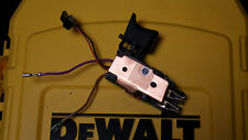 DeWalt Trigger Switch # 152274-29 DC720-DC725-DCD760-DCD755-DC730-DC825-DC826