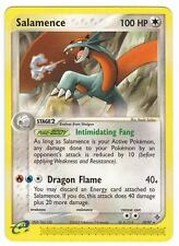 POKEMON • Salamence 19/97 • EX DRAGO • CARTA RARA