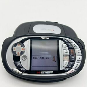 Original QD Unlocked Nokia N-gage QD Game mobile phone multilingual USA Seller