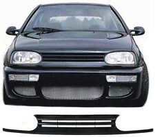 CALANDRE SANS SIGLE BLACK VW GOLF 3 III BERLINE GT SPECIAL 10/1991-09/1997