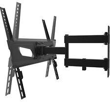"""Articulating TV Wall Mount Bracket VESA 75 100 200 400 26-55"""" Samsung Sony LG 4K"""