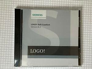 Siemens LOGO Programmier Software Soft Comfort V 8.3 Neu CD noch verschweißt