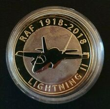 2018 RAF LIGHTNING £2 Two Pound Coin. Brilliant Uncirculated BUNC 2018