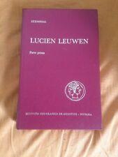 STENDHAL LUCIEN LEUWEN PARTE PRIMA BUONO!!
