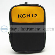 KCH12 Mini Soft Carrying Case Bag for Handheld Multimeter Meter FLUKE101 106 107