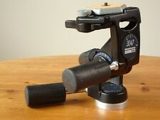 Manfrotto Bogen 3047 3 Way Pan Tilt Tripod Head with Quick Release Plate V17