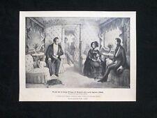 Visita del Re Luigi Filippo di Francia alla corte inglese (1844)