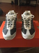 ad0f82d87a1bd Nike Air Max 95 Ultra JCRD Jacquard White Wolf Grey Dark 749771-100 Men s  9.5