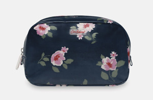 NEW Cath Kidston Dusk Floral COSMETIC/ Make Up Bag  *With Tags*