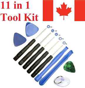 11 in 1 Repair Opening Pry Tools Screwdriver Kit for iPhone 6S Plus 6 5 5S SE