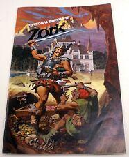 Zork Infocom Personal Software TRS-80 Original Manual to Vintage Computer Game