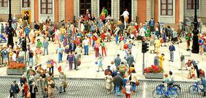 Preiser HO Exclusiv-Serie,  Figuren-Sets 10010- 10087 einzeln , fabrikneu