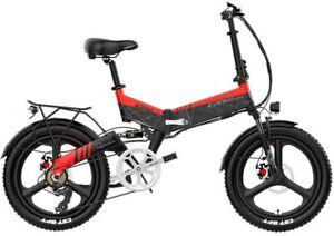 """20"""" Folding Electric Bike Bicycle City E-bike 2020 Model Year  48V 10AH 400W"""