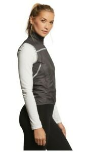 Castelli Women's Cycling Superleggera Vest - XS - Anthracite Gray