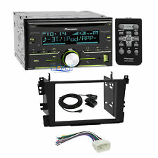 Pioneer Sirius Bluetooth Stereo 2 Din Dash Kit Harness for 1999-03 Acura TL CL