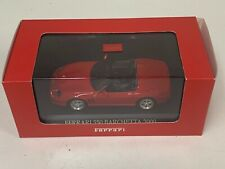 1/43 IXO Dealer Edition Street Ferrari 550 Barchetta Pininfarina Spider Red 2000