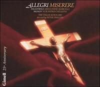 ALLEGRI: MISERERE NEW CD