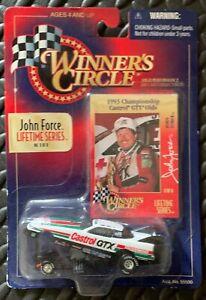 Winner's Circle John Force 1993 Castrol Funny Car NHRA 1:64 Die Cast - New!!