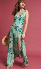 NWT Anthropologie Florence Silk Harare Dress dress $497 Sold Out Size M