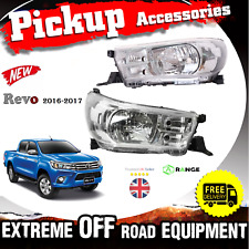 Toyota Hilux 2016-2017 Kun Faro luz LED Proyector UTE V6 Frontal-M7M8