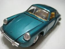 Gama (Germany) Metallic Blue-Green Porsche 911 Coupe 1:42 Diecast