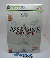Assassin's Creed II 2 White Edition (360) - ITA - NUOVO