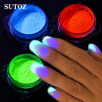 Nail Art Glitter Mirror Titanium Metallic Manicure Chrome Dust Pig RHB