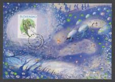Slovakia - 2008, Childrens Day stamp on a Postcard - SG 534