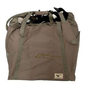 Avery Greenhead Gear 6 Slot Cinch-Top Full Body Honker Goose Decoy Bag Banded