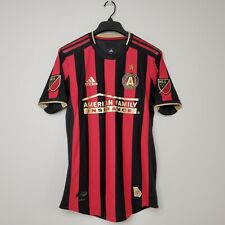 adidas Atlanta United FC Authentic Home Jersey Mens Red/Black/MLS DP4873  Soccer