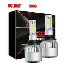 2x OSLAMP S2 9006 HB4 LED COB Headlight Conversion Kit Low Beam 195000LM 6000k
