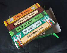 Green Tara Gift Pack Set of 5  Tibetan incense Sticks