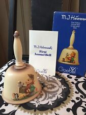 Hummel First Annual Bell By Goebel Let's Sing
