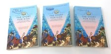 lot of 3 - The Story For Kids Discover the Bible from beginning to end NIrV a
