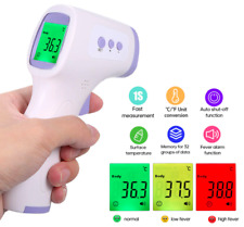 Non Contact Infrared Thermometer LED Display DIGITAL - Forehead - SAME DAY SHIP