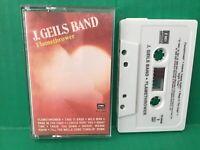 J. GEILS BAND - Flamethrower -  Rock Cassette Tape, (Rare OOP)