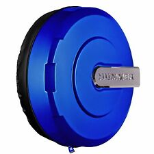 "33"" Hummer H3 Xtreme Tire Cover - Color Matched - Superior Blue"