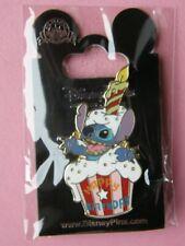 Pin's Stitch Happy Birthday , Disney (Cadeau Ideal Pour Un Anniversaire)