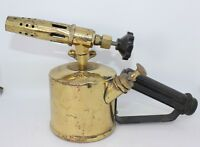 Enders 9013 Vintage Brass Blow Lamp Torch