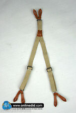 WWII German Grossdeutschland 16.Kompany Peter Greim Suspenders DID 1/6th Scale