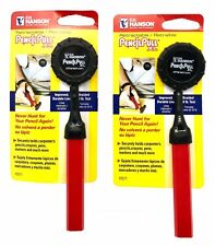 Retractable Pencil Pull Pencil Holder (2-Pack) CH Hanson 10571