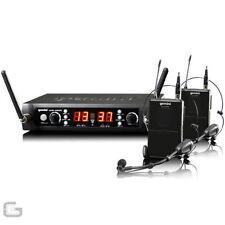 Micrófonos profesionales UHF