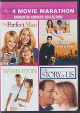 UNIVERSAL Romantic Comedy Collection (DVD, 2011, Canadian) 4 MOVIES