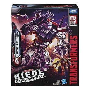 Transformers War for Cybertron Siege Jetfire Commander Bonus Stickers In Hand
